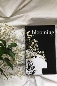 Blooming Poetry Book Alexandra Vasiliu
