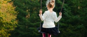 Girl Swings