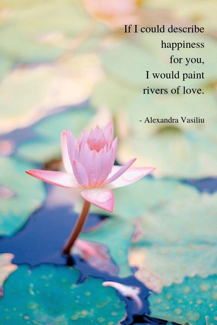 Happiness Love Poem Alexandra Vasiliu