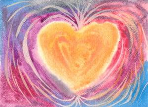 The heart's vibrations