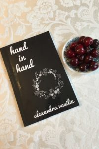 Hand In Hand poetry book by Alexandra Vasiliu