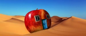Apple Fantasy Image