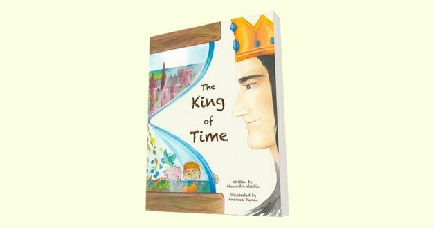 The King of Time: An Illustrated Fairy Tale