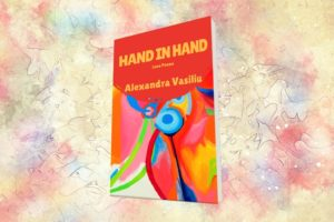 """Hand in Hand: Love Poems"" book"