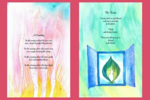 "Two Poems from ""Through the Heart's Eyes: Illustrated Love Poems"""
