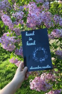 Hand in Hand poetry book Alexandra Vasiliu