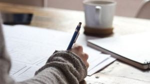 Let Me Write - Poem by Alexandra Vasiliu, Author of BLOOMING