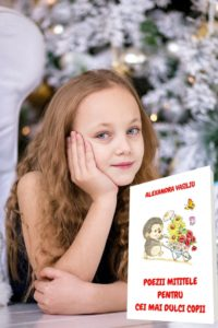 Poezii mititele/Alexandra Vasiliu