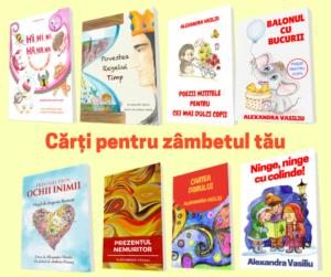 Carti Alexandra Vasiliu