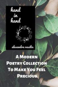 Poetry Book by Alexandra Vasiliu