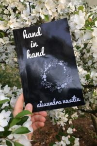 Hand In Hand Poems Book Alexandra Vasiliu