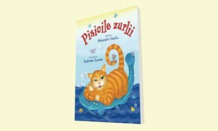 O minunată carte de poezii pentru copii