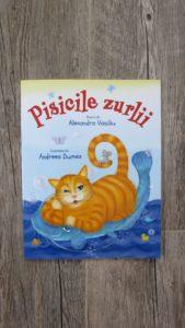 Poezii ilustrate pentru copii, numai si numai cu pisici jucause si motanei poznasi. Poezii amuzante pentru cei mai dulci copii