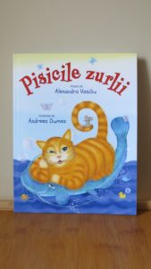 Poezii ilustrate pentru copii, poezii amuzante numai si numai despre pisici