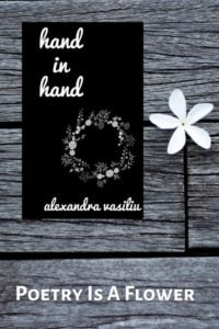 Love Poetry Book by Alexandra Vasiliu