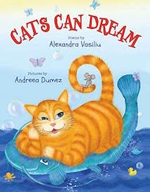 Cats Can Dream by Alexandra Vasiliu