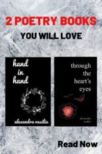 Poetry Books by Alexandra Vasiliu