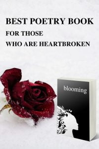 BLOOMING, A Healing Poetry Book by Alexandra Vasiliu