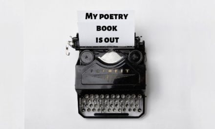 Welcome To My New Poetry Book