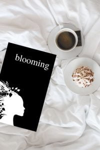 BLOOMING, A New, Beautiful Poetry Collection by Alexandra Vasiliu