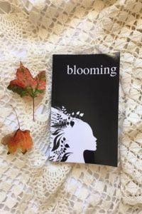 Blooming - A Poetry Book That Heals by Alexandra Vasiliu