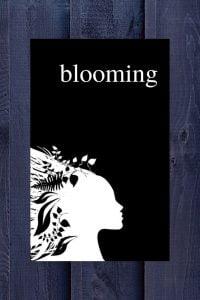 Blooming, A Beautiful Poetry Book by Alexandra Vasiliu