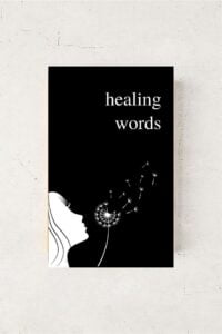 Healing Words - The Bestselling Poetry Collection by Alexandra Vasiliu
