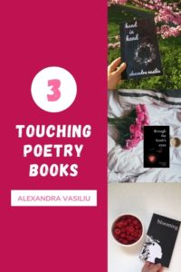 Touching Poetry Books by Alexandra Vasiliu