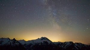 Where The Falling Stars Live - Poem by Alexandra Vasiliu, Author of BLOOMING