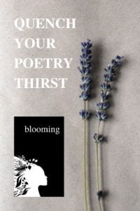 Blooming Poetry Book Alexandra Vasiliu