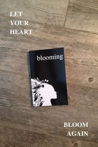 BLOOMING - An Inspirational Poetry Collection by Alexandra Vasiliu