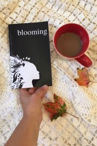 BLOOMING - A Poetry Collection by Alexandra Vasiliu
