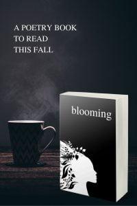 BLOOMING, Poetry Book by Alexandra Vasiliu