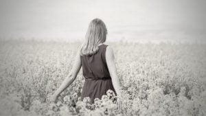 Be Busy Healing Your Heart - Poem by Alexandra Vasiliu, Author of BLOOMING