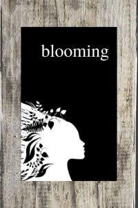 Blooming - Poetry Book by Alexandra Vasiliu
