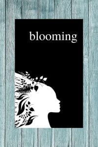 Blooming - Poetry Collection on Love and Healing by Alexandra Vasiliu