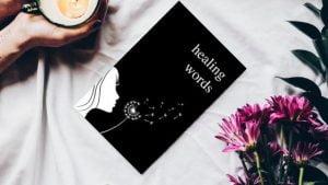 Healing Words - Poetry Book by Alexandra Vasiliu