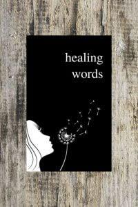 HEALING WORDS - A Poetry Book by Alexandra Vasiliu