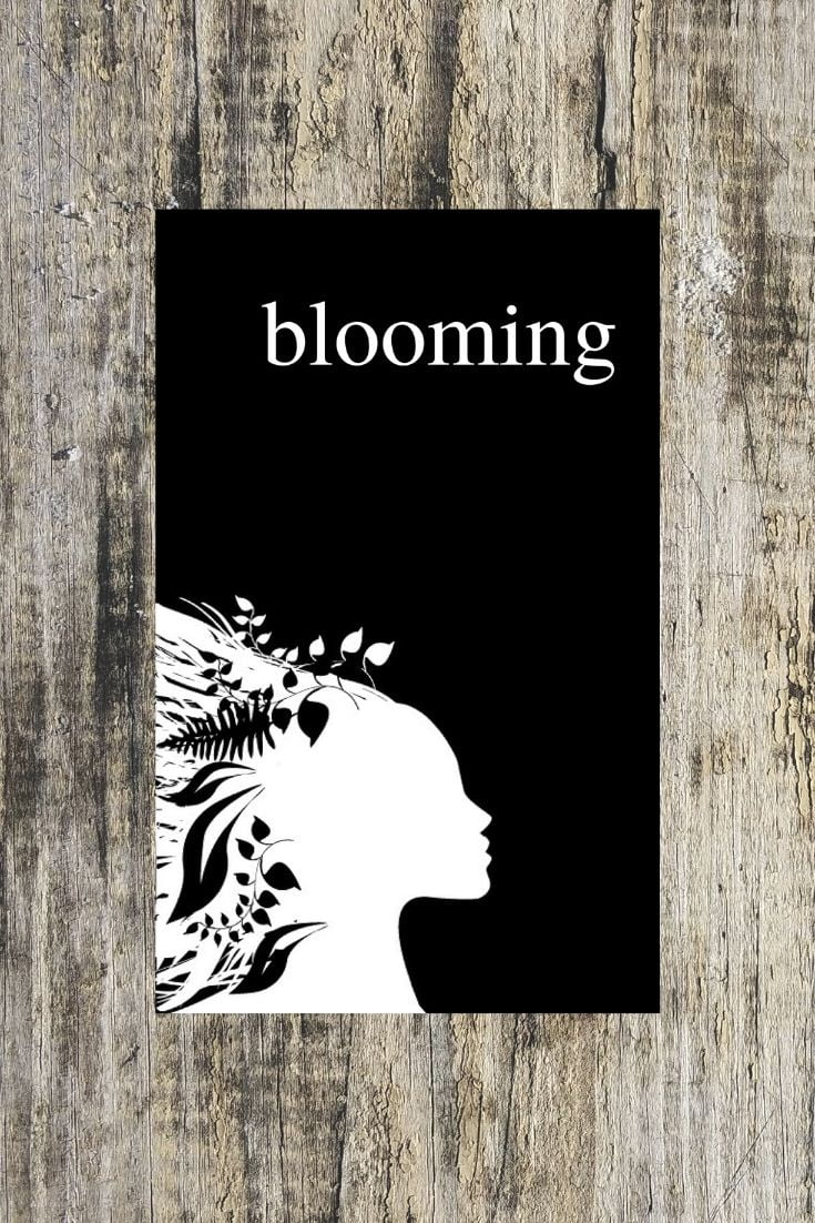 BLOOMING - A Poetry Book by Alexandra Vasiliu