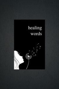 Healing Words - Poetry Book by Alexandra Vasiliu