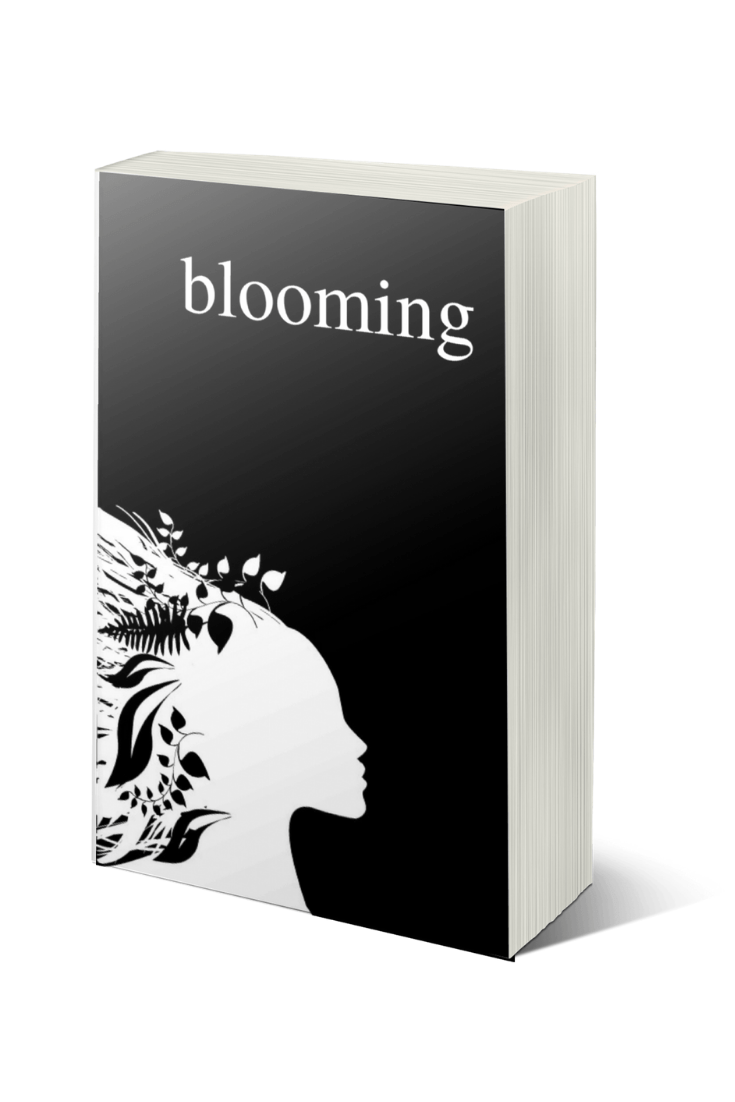 BLOOMING - The Bestselling Poetry Book by Alexandra Vasiliu
