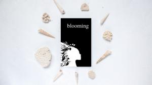 Blooming - Self-Help Poetry Book by Alexandra Vasiliu