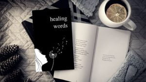 Healing Words - A Self-Help Poetry Book by Alexandra Vasiliu