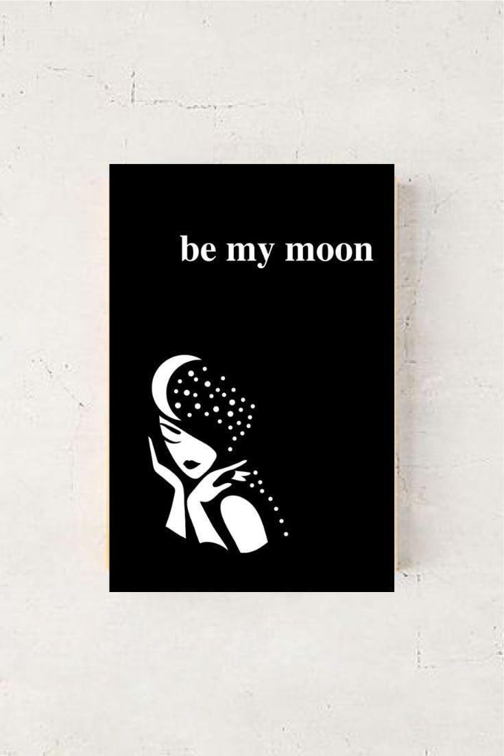 Be My Moon: A Poetry Collection For Romantic Souls by Alexandra Vasiliu