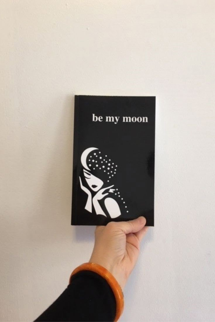 Be My Moon - A Poetry Collection by Alexandra Vasiliu
