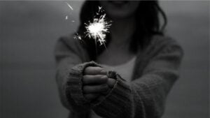 The Perfect New Year's Resolutions - Poem by Alexandra Vasiliu, Author of BE MY MOON, BLOOMING, and HEALING WORDS