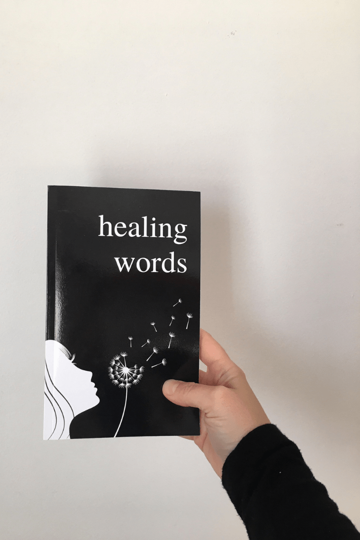 Healing Words - A Poetry Book by Alexandra Vasiliu
