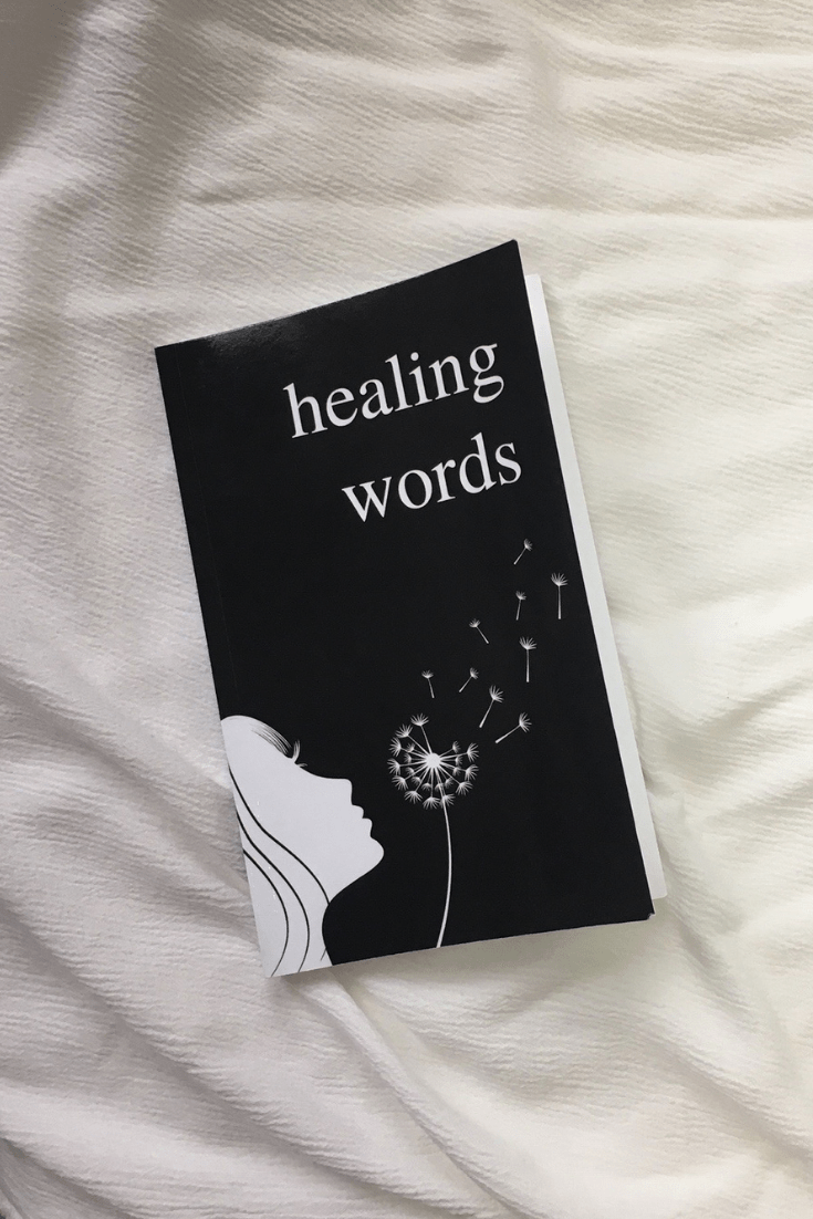 Healing Words - A Poetry Collection for Broken Hearts by Alexandra Vasiliu