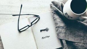Plant Hope - A Journal for Healing by Alexandra Vasiliu